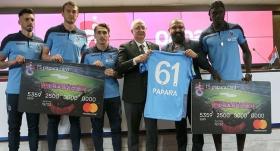 Trabzonspor'da sponsorluk anlaşması