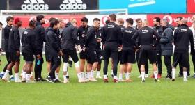 Beşiktaş, Göztepe deplasmanında
