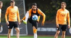 Galatasaray'da Schalke 04 mesaisi