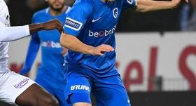 Beşiktaş'ın rakibi Genk zirveyi bırakmadı