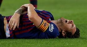 El Clasico öncesi Barça'da Messi şoku!