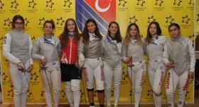 Uluslararası FIE Satellite Turnuvası tamamlandı