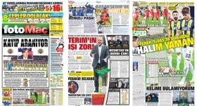 Sporda günün manşetleri
