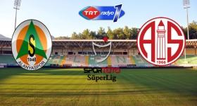 Alanyaspor - Antalyaspor