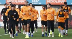 Galatasaray, Schalke 04 maçına hazır