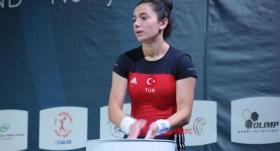 Nuray Levent, Avrupa ikincisi oldu