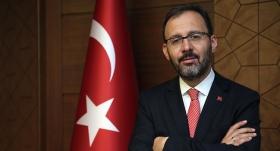 Bakan Kasapoğlu'ndan Fenerbahçe Beko'ya tebrik mesajı