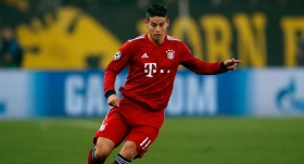 Bayern'de sakatlar kervanına Rodriguez de katıldı