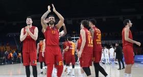 Galatasaray evinde Ulm'u yendi