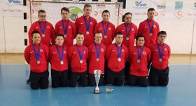 Down Sendromlu Futsal A Milli Takımı Avrupa üçüncüsü