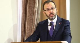 Bakan Kasapoğlu: Azerbaycan ile iş birliğimiz artarak devam edecek