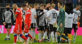 Almanya, Rusya'yı 3 golle uğurladı