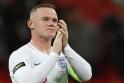 Wayne Rooneynin vedasından kareler