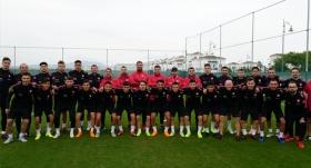 Ümit Milliler, İskoçya ile hazırlık maçı yapacak