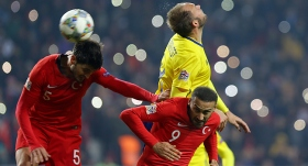 Türkiye-İsveç maç özeti