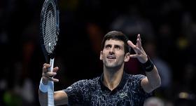 Novak Djokovic finalde