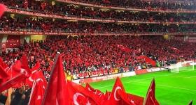 Türkiye-Ukrayna maçı TRT 1'de