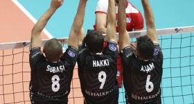 Halkbank, Şampiyonlar Ligi'nde sahne alıyor