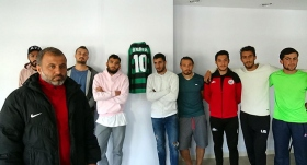 Takımdan para alamayan futbolcular topluca istifa etti