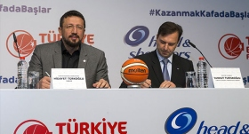 Türkiye Basketbol Federasyonu'ndan sponsorluk anlaşması