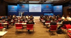 UEFA 3. VAR kursu İstanbul'da başladı