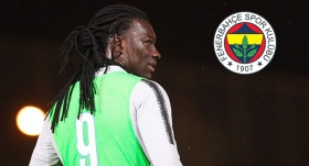 Gomis'ten Fenerbahçe iddialarına yanıt