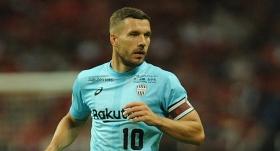 Ve Lukas Podolski Antalyaspor'da
