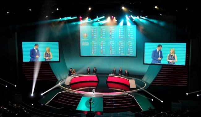 Türkiye'nin EURO 2020 eleme grupları belli oldu