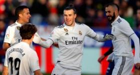 Real Madrid, Gareth Bale'in golüyle 3 puanın sahibi
