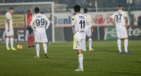 Fenerbahçe 16. sıraya geriledi