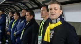 Erwin Koeman, Akhisarspor maçını değerlendirdi
