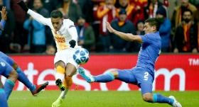 Galatasaray yenilmesine rağmen Avrupa Ligi'nde