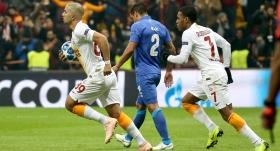 Galatasaray'ın Avrupa macerası sürüyor