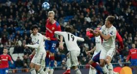 Real Madrid, CSKA Moskova'ya farklı yenildi