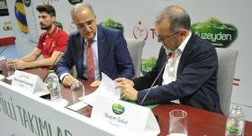 TVF'den sponsorluk anlaşması