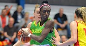 Bellona Kayseri Basketbol, ABD'li Ibekwe'yi transfer etti