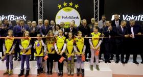 VakıfBank, Bosna Hersek'te voleybol okulu açtı