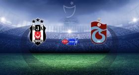 Beşiktaş'ın konuğu Trabzonspor