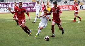 Tetiş Yapı Elazığspor'dan dört dörtlük galibiyet