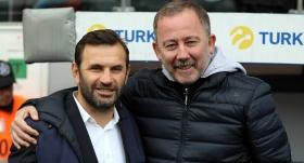 Sergen Yalçın: Maçın hakkı beraberlikti