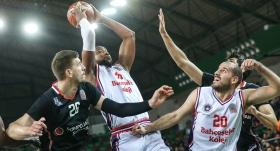 Bahçeşehir Koleji, Beşiktaş Sompo Japan'a fark attı