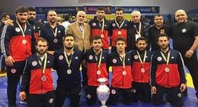 Ankara TEDAŞ Spor dünya ikincisi