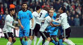Beşiktaş Trabzonspor maç özeti 1-2