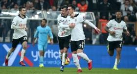 Beşiktaş, uzatmada 1 puanı kurtardı