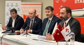 Sivasspor ve Bahçeşehir Koleji arasında sponsorluk anlaşması