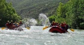 Rafting heyecanı Tunceli'de yaşanacak