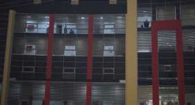 Yeni Malatyaspor kulüp binasına saldıranlar yakalandı