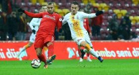 Galatasaray son 16 biletini aldı