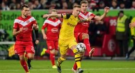 Borussia Dortmund ligde ilk yenilgisini aldı