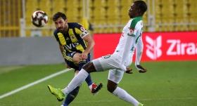 Fenerbahçe kupada Giresun deplasmanında